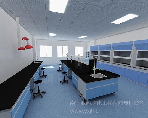 贵港实验室规划