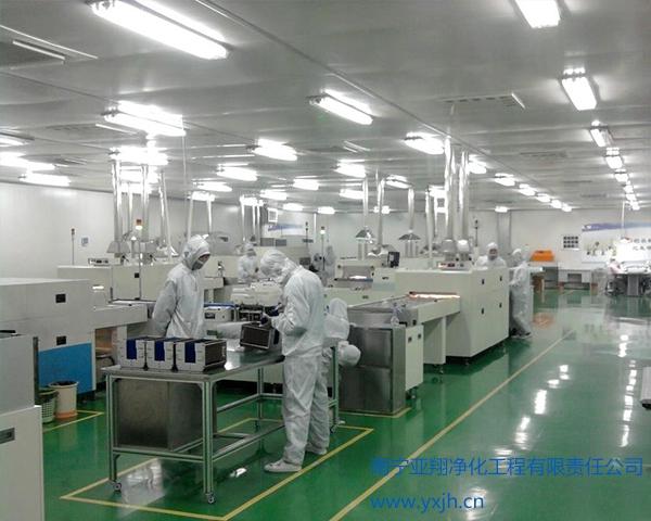 食品厂净化工程